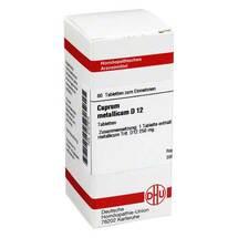 Produktbild Cuprum metallicum D 12 Tabletten