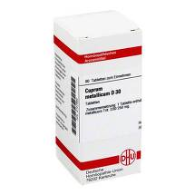 Produktbild Cuprum metallicum D 30 Tabletten