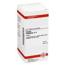 Produktbild Cuprum metallicum D 4 Tabletten