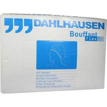 Produktbild OP Haube Bouffant Flex grün