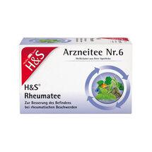 Produktbild H&S Rheumatee Filterbeutel