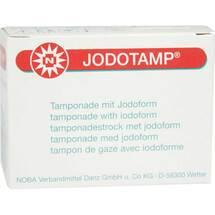 Produktbild Jodotamp 50 mg / g 5mx1cm Tamp