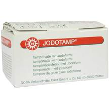 Jodotamp 50 mg / g 5mx8cm Tamp