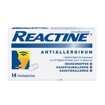 Produktbild Reactine Filmtabletten