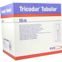 Produktbild Tricodur Schl.-Bandage weiß Größe F 10mx10cm 9449