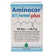 Produktbild Aminocor 611 Formel plus Kapseln
