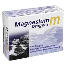 Produktbild Magnesium M Dragees