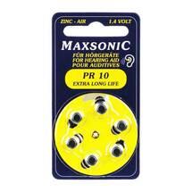 Batterien für Hörgeräte Maxsonic PR10