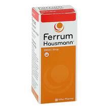 Produktbild Ferrum Hausmann Sirup