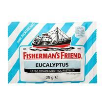 Produktbild Fishermans Friend Eucalyptus ohne Zucker Pastillen
