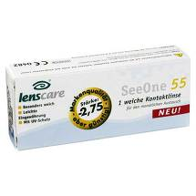 Produktbild Lenscare Seeone 55 -2,75 Dio