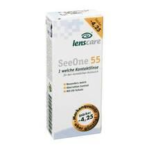 Produktbild Lenscare Seeone 55 -4,25 Dio