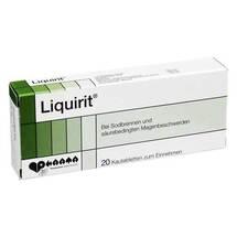 Liquirit Kautabletten