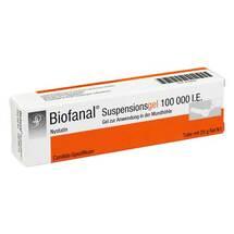 Produktbild Biofanal Suspensionsgel Tube