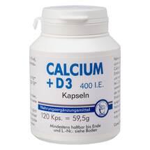 Produktbild Calcium + D Kapseln