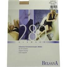 Produktbild Belsana glamour AG 280d.nor. + Spitzenhaftband M siena mS