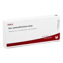 Nux vomica / Nicotiana comp. Ampullen