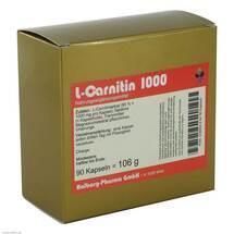 Produktbild L-Carnitin 1000 Kapseln