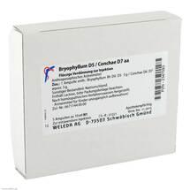 Produktbild Bryophyllum D 5 / Conchae D 7 Ampullen