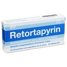 Produktbild Retortapyrin Tabletten