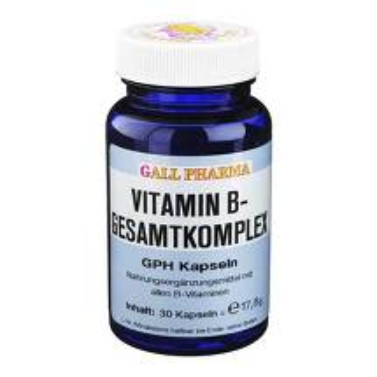 Vitamin B Gesamtkomplex Kapseln