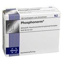 Produktbild Phosphonorm Hartkapseln