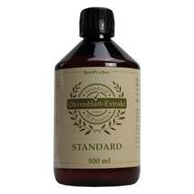 Produktbild Olivenblatt Extrakt Sparflas