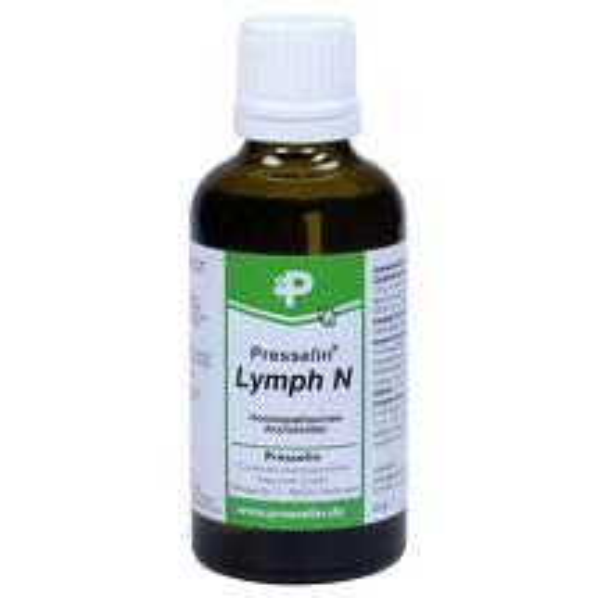 Presselin Lymph N Tropfen