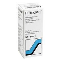 Produktbild Pulmosan Tropfen