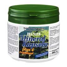 Produktbild Henze Mineral Kapseln Plus 4