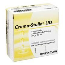 Produktbild Cromo Stulln UD Augentropfen