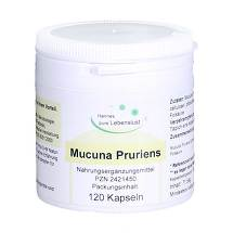 Produktbild Mucuna Pruriens Vegi Kapseln