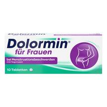 Produktbild Dolormin für Frauen Tabletten