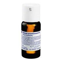 Produktbild Stibium arsenicosum D 8 Dilution