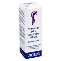 Produktbild Stannum D 8 Succinum D 8 aa Augentropfen