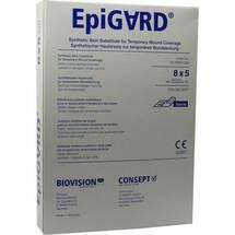 Produktbild Epigard Verband 8x5 cm