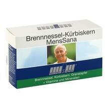 Produktbild Brennnessel Kürbiskern Menssana