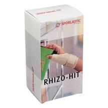 Produktbild Rhizo-Hit Classic Daumenorthese Größe S schwarz 07605