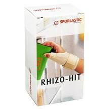 Produktbild Rhizo-Hit Classic Daumenorthese Größe M schwarz 07605