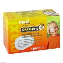 Produktbild Okklupetz Maxi weiß Pflaster