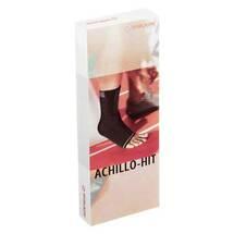 Produktbild Achillo-Hit Bandage links Größe 4 schwarz 07804