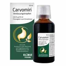 Produktbild Carvomin Verdauungstropfen