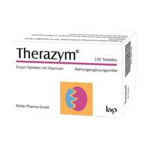 Produktbild Therazym Tabletten