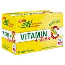 Vitamin C + Zink Depot Kapse