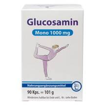 Produktbild Glucosamin mono 1000 mg Kaps