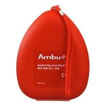 Produktbild Ambu Res Cue Maske mit Bakterienfilter / Einwegfilter