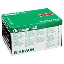 Produktbild Omnican 40 Ins.kanüle Spr.1ml / 4
