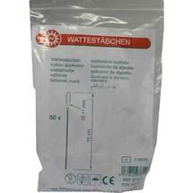 Produktbild Wattestäbchen 10 - 11 mm plastic