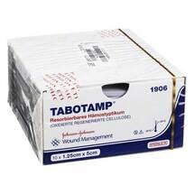 Produktbild Tabotamp Hämostyptikum 5x1,25cm Wundgaze