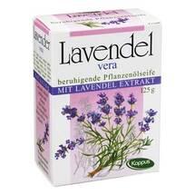 Produktbild Kappus Lavendel Vera Pflanzenölseife
